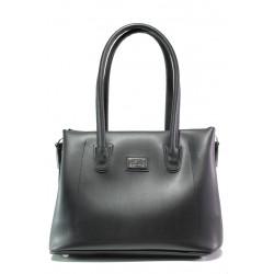 Българска дамска чанта СБ 1251 черен | Дамска чанта