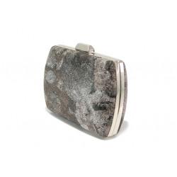 Елегантна дамска чанта клъч МИ 1 бакър | Дамска чанта