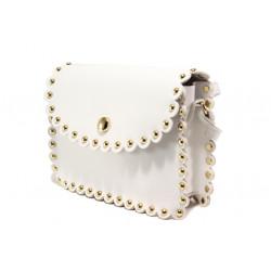 Модерна спортна чанта ФР 2800 бял | Дамска чанта