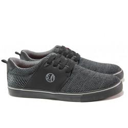 Мъжки летни спортни обувки S.Oliver 5-13629-22 черен | Мъжки немски обувки