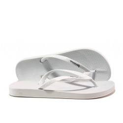 Анатомични дамски чехли Ipanema 82591 бял | Бразилски чехли