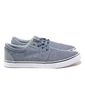 0ae24dbfefa Мъжки спортни обувки АБ 68-19 т.син-бял | Мъжки ежедневни обувки