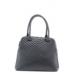 Дамска чанта с модерна визия ФР 6062 син   Дамска чанта