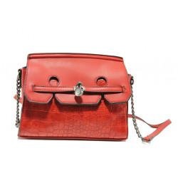 Модерна спортна чанта ФР 8026 червен | Дамска чанта