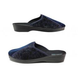 Анатомични домашни чехли с Bio ходила МА 206 т.син | Домашни чехли