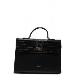 Стилна дамска чанта ФР 85961 черен | Дамска чанта