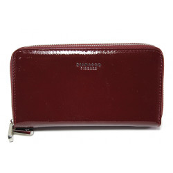 Дамско лачено портмоне ФР 1595-2 бордо | Дамско портмоне