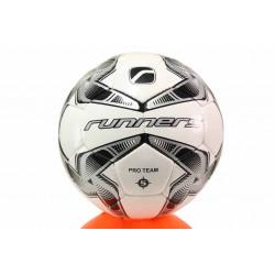 Футболна топка, еко-кожа, подходяща, както за зала, така и за трева / Runners Pro team / MES.BG