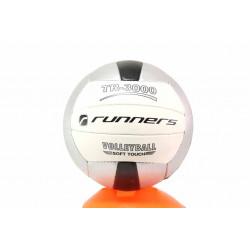 Волейболна топка, еко-кожа, размер 5 / Runners Soft touch TR-3000