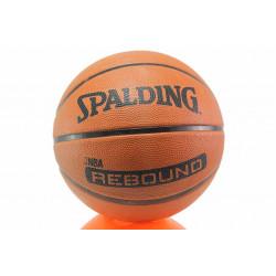 Баскетболна топка, гумена, размер 7, за открито / Spalding NBA REBOUND 73-963Z / MES.BG