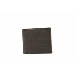Функционален мъжки портфейл от естествена кожа / Съни 71-011 т.кафе / MES.BG