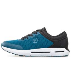 Летни мъжки маратонки с лека и гъвкава подметка / Bull 21001 син-черен / MES.BG