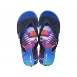 Анатомични бразилски чехли с лента между пръстите / Bull Rider 83056/25055 лилав / MES.BG