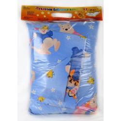 100% Памук Бебешки спален комплект с Мечо Пух и Прасчо