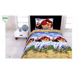Детско спално бельо Angry Birds