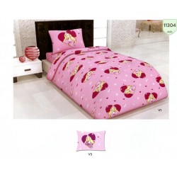 Детско спално бельо Принцеса Сърце