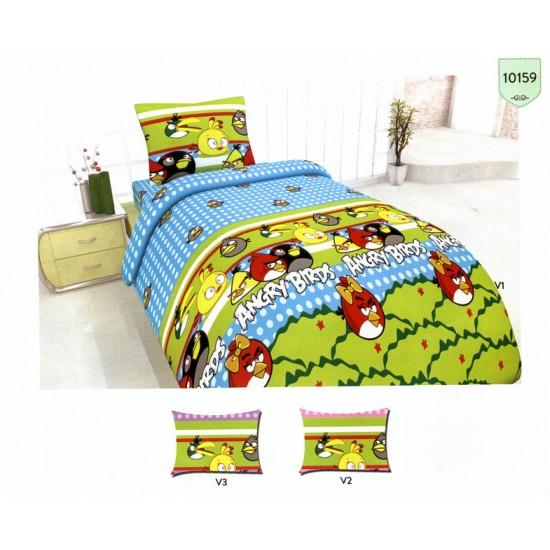 Детско спално бельо Енгри Бърдс 2