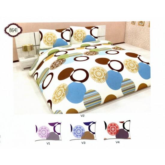 Спално бельо 100% Памук СТИЛ