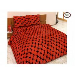 Спално бельо 100% Памук С РОЗИ