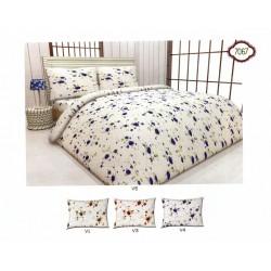 Спално бельо 100% Памук ЦВЕТЯ