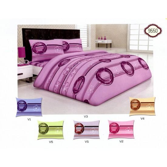 Спално бельо 100% Памук ОСКАР
