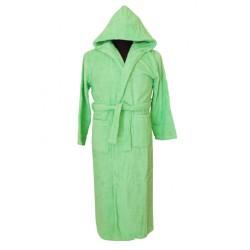 Юношески халат Зелен