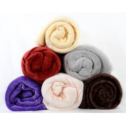 Одеяло Едноцветно