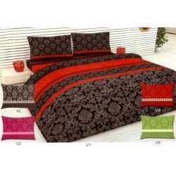 Спално бельо Ранфорс Орнаменти 2