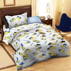 Детско спално бельо Миньоните
