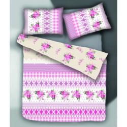 Спално бельо с олекотена завивка Винтидж