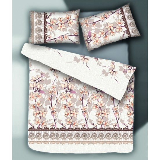Спално бельо с олекотена завивка Котън