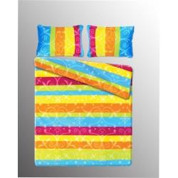 Спално бельо с олекотена завивка Спектър