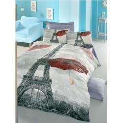3D Спално бельо Париж