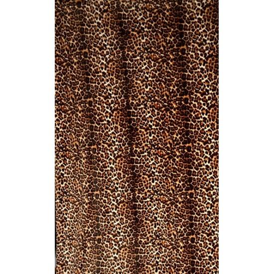Луксозно одеяло Леопард