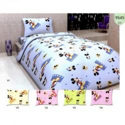 100% Памук бебешко спално бельо MICKEY