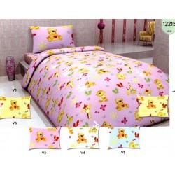 Бебешки спален комплект Ранфорс LOVE BEAR