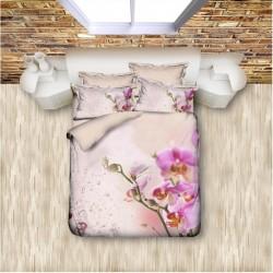 3D Спално бельо ORCHID
