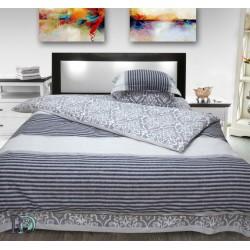Спално бельо от бръширан памук ХИЛДА