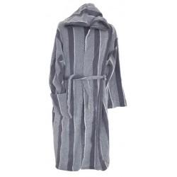 Луксозен халат Grey Style