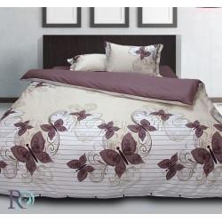 Спално бельо щампа 100% Памук BUTTERFLY