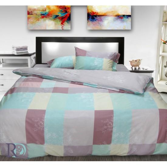 Спално бельо щампа 100% Памук ATLANTA