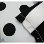 Спално бельо щампа 100% Памук ТОЧКИ РАЙЕ