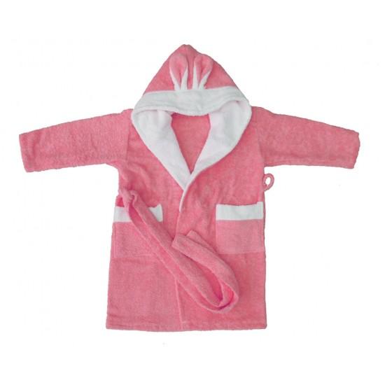 Бебешки халат Яна РОЗОВ