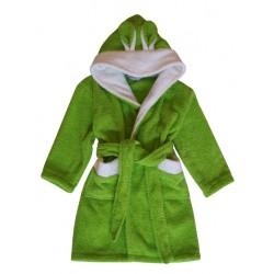 Бебешки халат Яна ЗЕЛЕН