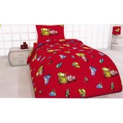 Детско спално бельо МАКУИН колата