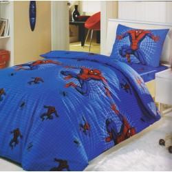 100% Памук детско спално бельо Спайдермен и Венъм