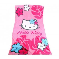 Плажна кърпа HELLO KITTY