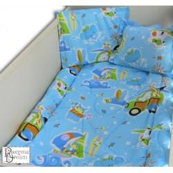 Бебешко спално бельо SURF