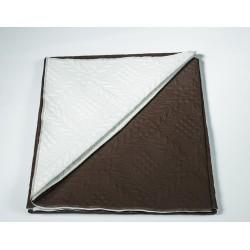 100% Микрофибър ШАЛТЕ Шоколад и Капучино