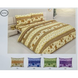 Спално бельо 100% Памук Оливия